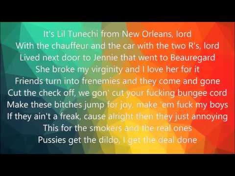 Curren$y - Fat Albert Feat. Lil Wayne OFFICIAL LYRICS (2016HD)