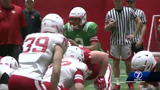 Barrett Ruud is 'setting the standard' for Huskers