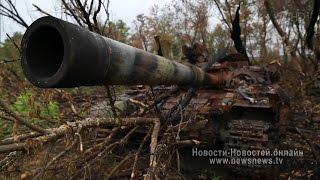 Война на Украине глазами ополченцев.