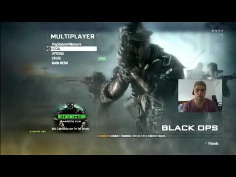 BLACK OPS 1 XP GLITCH, PLAYSTATION 3