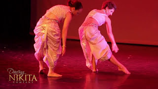 Dancing Nikita Company Contemporary Indian Dance