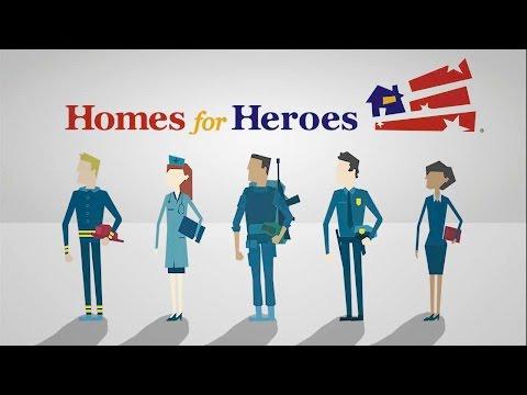Homes for Heroes Loan Programs - Real Estate Insider