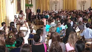 A Q&A with the First Lady on Take-Our-Daughters-and-Sons-to-Work-Day at the White House