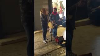 Live music at Syntagma Athens (georgia charalambous) (3)