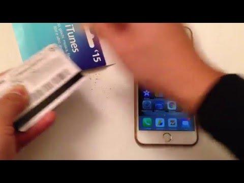 Come Usare ITunes Gift Card Per Comprare Giochi IPhone E Gemme Clash Of Clans