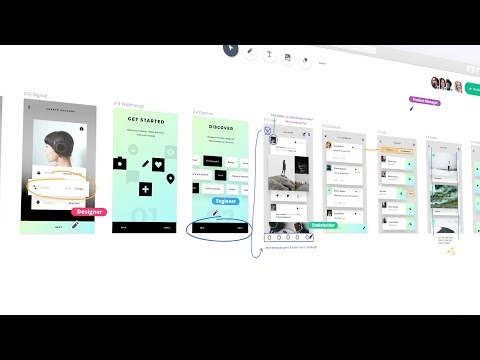 Discover Freehand, from InVision
