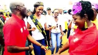 Top Ghanaian Government Ministers Dancing to EL