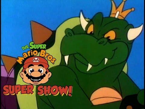 Super Mario Brothers Super Show 104 - MARIO'S MAGIC CARPET
