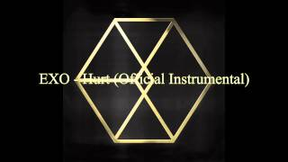 [Official Instrumental] EXO - Hurt (Everysing Version)