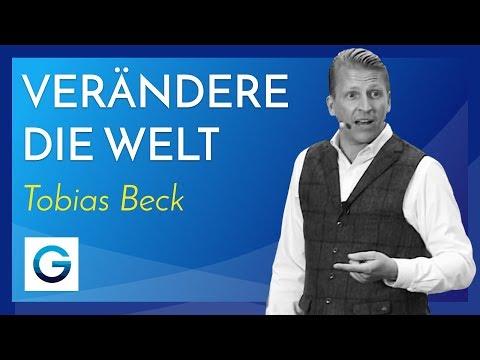 Mehr Gewinn erzielen und gleichzeitig die Welt verbessern // Tobias Beck
