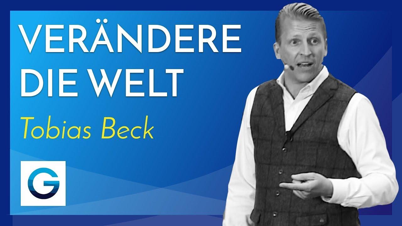 Mehr Gewinn erzielen und gleichzeitig die Welt verbessern Tobias Beck