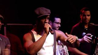 Opé Smith - Get this freakin' on (Bizz'Art - Paris - January 20th 2012)