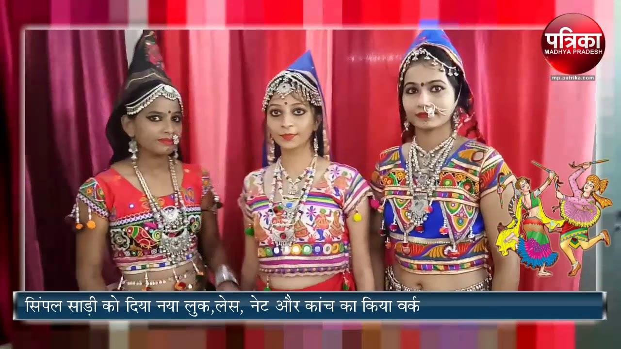 Garba Dress For Girls Hot Gujarati Garba Girls Garba Songs