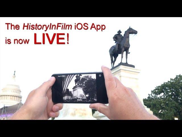 HistoryInFilm Promo Video