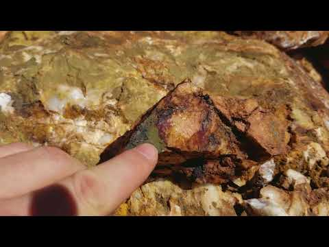 Goodyear Gold Mine Part 2