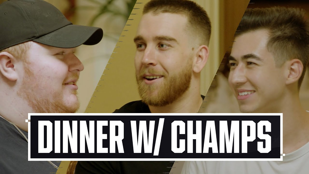 Download Maven Hosts a Champs Dinner! — Ft. Arcitys, Attach, & SlasheR