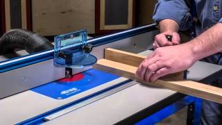 Precision Router Table System - Kreg Tools Prs1045