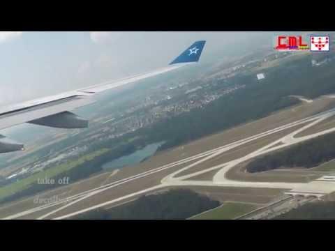 Air Transat Flight / Vol / Flug TS 367 Frankfurt - Calgary / A330-200