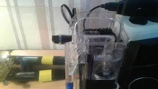 внешний фильтр для красноухих черепах SY-G02, чистый аквариум
