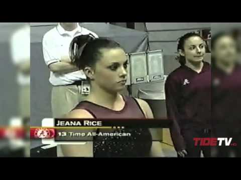 Alabama Gymnastics: Bama Legends Episode 7