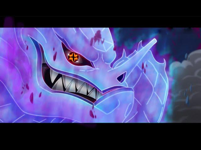 Naruto vs sasuke?AMV?  Ashura vs  Indra   Full Fight