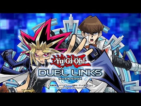Let's Play: Yu-Gi-Oh! Duel Links, Part 1!?