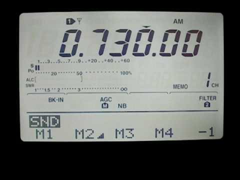 AM 730 Radio Cardinal Asunción Paraguay