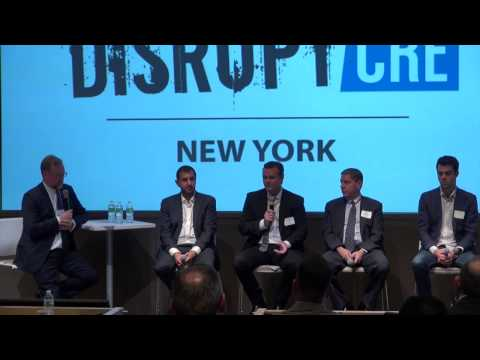 DisruptCRE NYC 2015 - Crowdfunding: A Tectonic Shift in Real Estate Investing