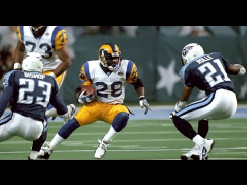 """All The Way Up"" Marshall Faulk Highlights"