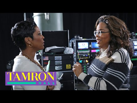"Oprah Winfrey On ""Tamron Hall"" - Full Interview"