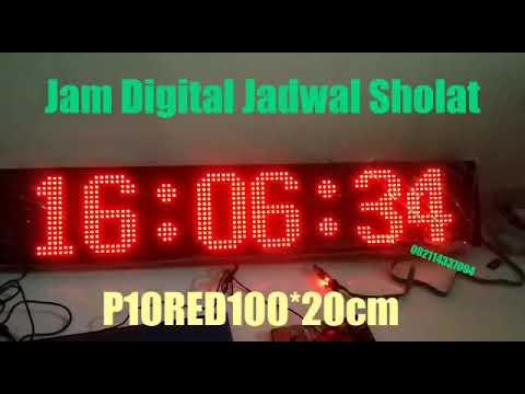 jadwal-sholat-digital-p10-dot-matrix