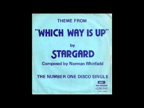 STARGARD   Theme From Which Way Is Up   MCA RECORDS   1977