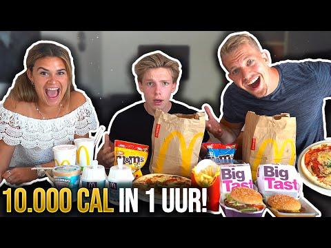 10.000 Calorieën in