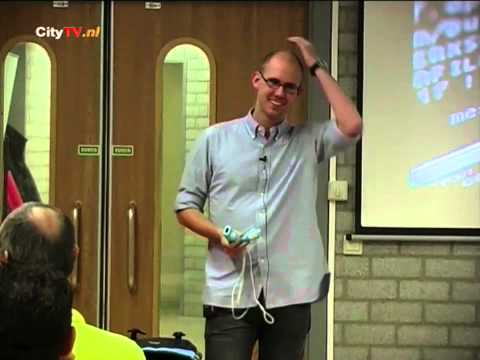 T-DOSE 2008, Giving presentations with your wiimote, Geert-Dietger Hoffmann