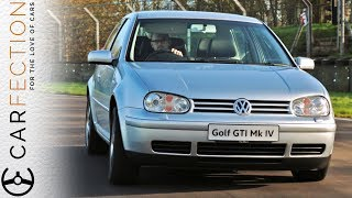 VW Golf GTI Mk3 & Mk4: Which Was The Greatest Generation? PART 3/5 - Carfection