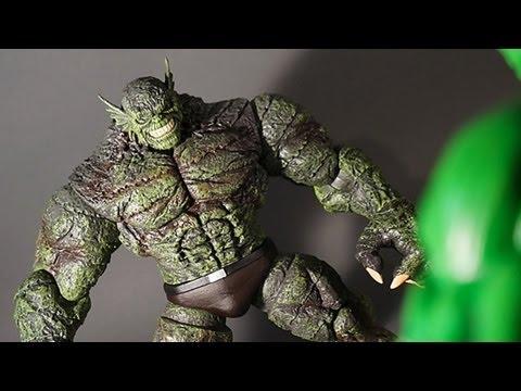 Abomination Marvel Select Action Figure ActionFeatures.net Toy Talk Review Hulk Villain Diamond