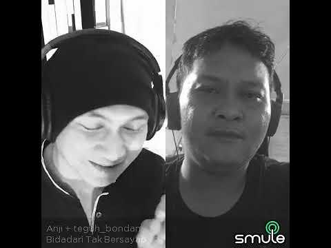 Anji ft Teguh Bondan - Bidadari Tak Bersayap (Sing by Smule)