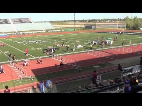 Dalton Wells Sprinting