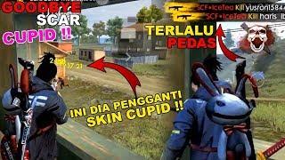 PENGGANTI SCAR CUPID !? GAK PERLU LAMA MUSUH LANGSUNG MATI !! - FREE FIRE INDONESIA