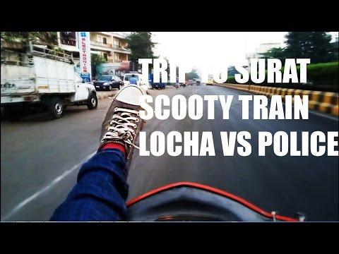 VLOG: 01 amigo vs Cops of surat