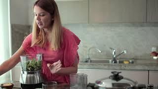 Baixar Pasta de quinoa con pesto, aguacate y marañones | LISTA EN 20 MINUTOS | Pizca de Om 🥑🌱🙏