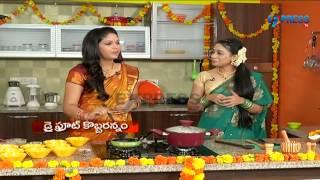 Dry Fruit Kobbari Annam(coconut Rice) Recipe - Yummy Health Kitchen - Navaratri Special
