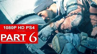 The Division Gameplay Walkthrough Part 6 [1080p HD PS4] - No Commentary (FULL GAME)