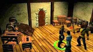 Let's play Return to Krondor 1 - Meet James