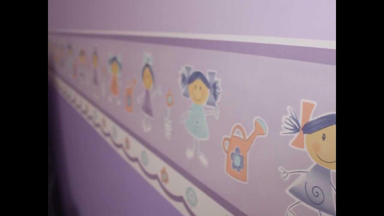 quarto da julia (lilas) YouTube ~ Quarto Rosa E Lilas