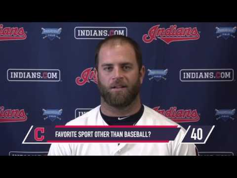 Get to know Cleveland Indians first baseman Mike Napoli