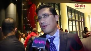 بالفيديو..أحمد عيد: هذا سبب عودتي للسينما !