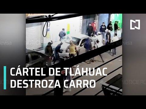 Cártel de Tláhuac aprovecha tragedia en el Metro para delinquir - Despierta