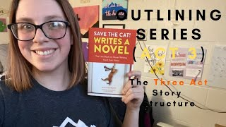 OUTLINING SERIES #3 (THREE ACT STORY STRUCTURE)