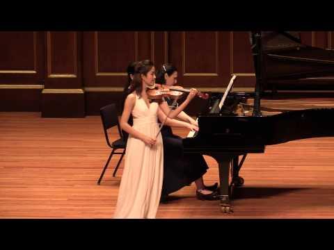 Sibelius Pieces for Violin and Piano, Op. 79 Yoojin Jang